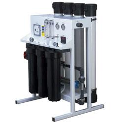 grandi e medi impianti ad osmosi inversa - industriali e professionali